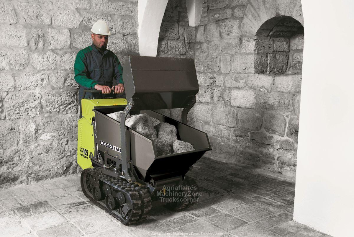 Kato Imer Carry 105 electricpower mit Selbstladeschaufel