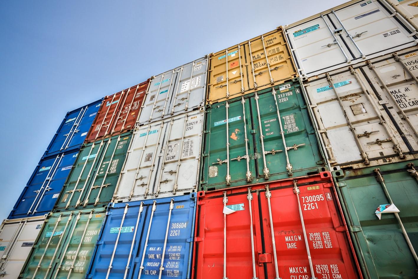 Seecontainer 20' - gebraucht