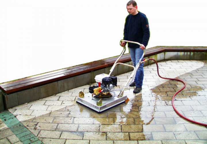 Terrassenreiniger PROBST Easy-Clean EC 60