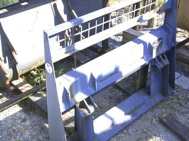 Palettengabel ATTEC 051/635692 Typ 020697/65 gebraucht bei Niklaus Baugeräte mieten oder kaufen