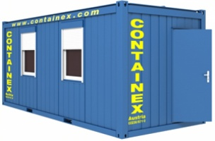 Raumcontainer Typ BM 20''/Container