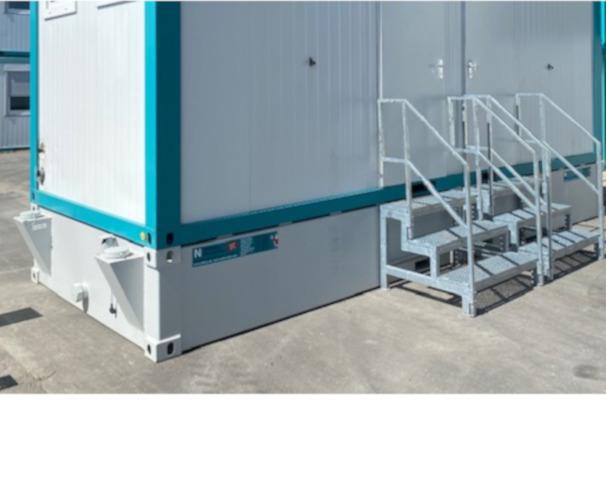 Container Abwassertank