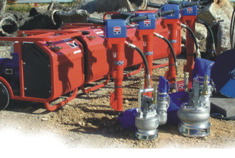 Hydraulikgeräte