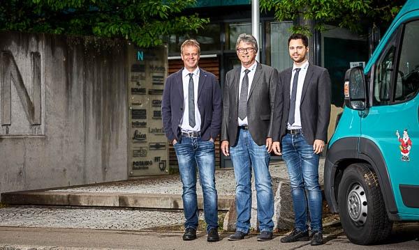 Geschäftsführung der Niklaus Baugeräte GmbH