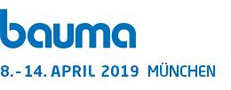 bauma vom 8.-14. April in München