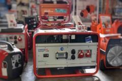 Stromerzeuger ESE 1306 DSG-GT ES DUPLEX von Endress