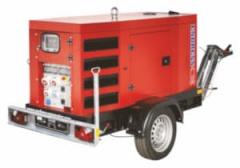 Endress ESE 65 Stromerzeuger auf Trailer