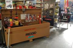 RIDGID - Tools für den Bau bei Niklaus