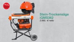 Nozar Stein-Trockensäge iQMS362