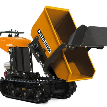 KATO Carry 105 Raupendumper bei Niklaus Baugeräte kaufen und mieten