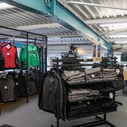 Arbeitskleidung für Bau- und Handwerk