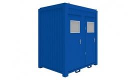 wc container neu zu kaufen niklaus bauger te gmbh. Black Bedroom Furniture Sets. Home Design Ideas
